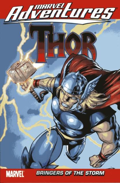 Marvel Adventures Thor s s ледянка marvel thor