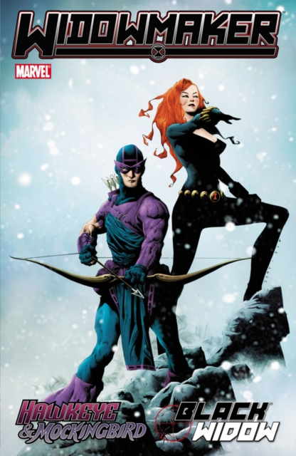 Hawkeye & Mockingbird/Black Widow рюкзак love mockingbird 333 2015 pu