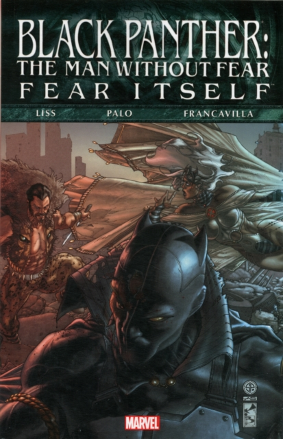 Black Panther: The Man Without Fear liss david black panther the man without fear volume 1