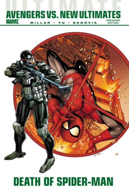 Ultimate Comics Avengers vs. New Ultimates ultimate comics new ultimates thor reborn
