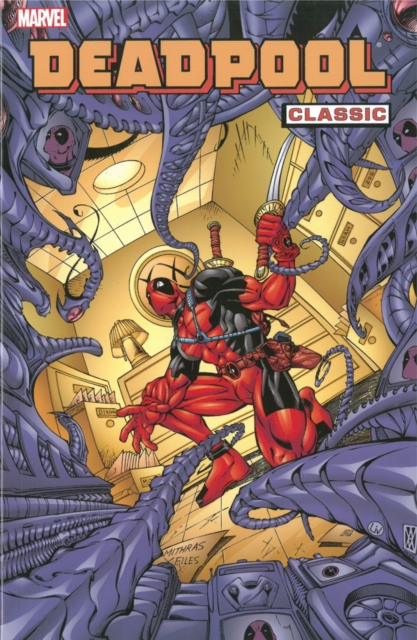 Deadpool Classic - Volume 4 deadpool classic volume 2