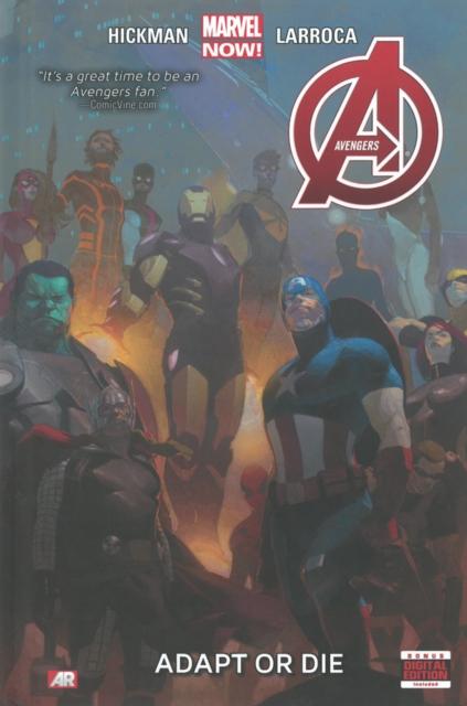 Avengers Volume 5 uncanny avengers unity volume 3 civil war ii