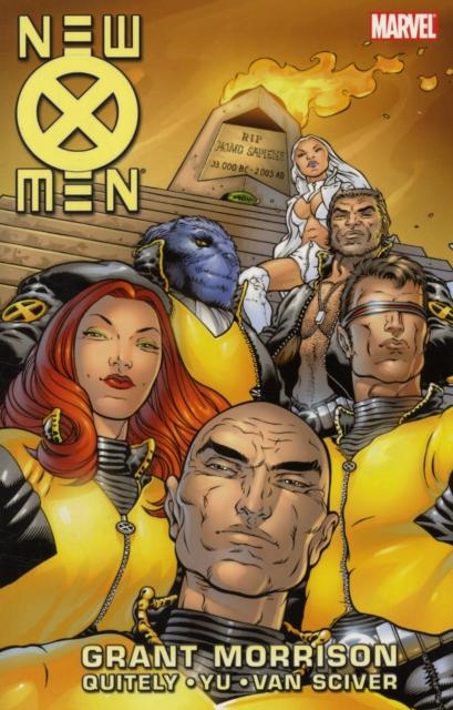 New X-Men by Grant Morrison - Book 1 grant morrison annihilator