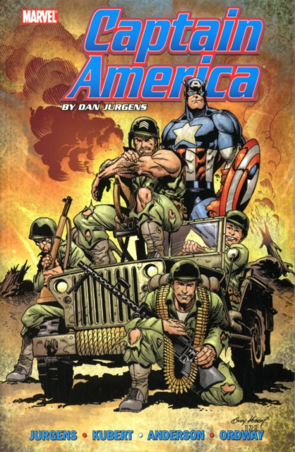 Captain America by Dan Jurgens Volume 1 abnett dan new mutants volume 6