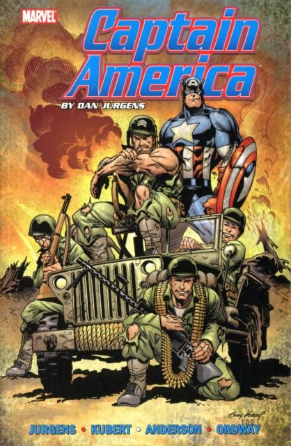 Captain America by Dan Jurgens Volume 1 captain america by dan jurgens volume 3