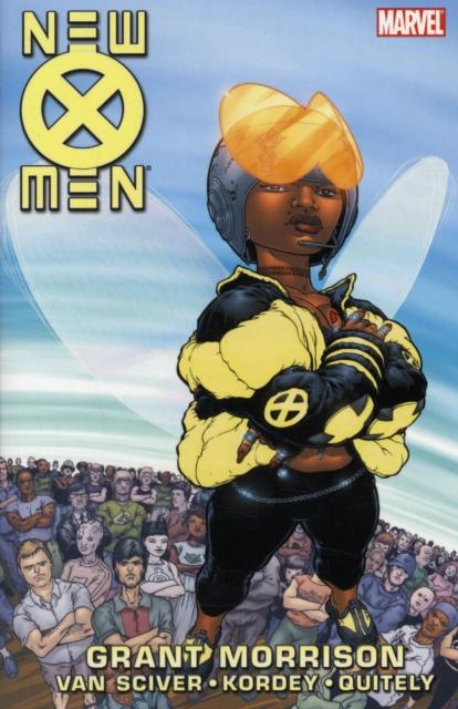 New X-Men by Grant Morrison Book 2 grant morrison annihilator