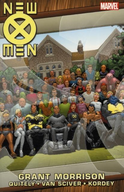 New X-Men by Grant Morrison Book 3 grant morrison annihilator