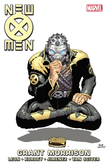 New X-Men by Grant Morrison Book 4 grant morrison annihilator