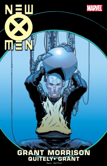 New X-Men by Grant Morrison - Book 5 grant morrison annihilator