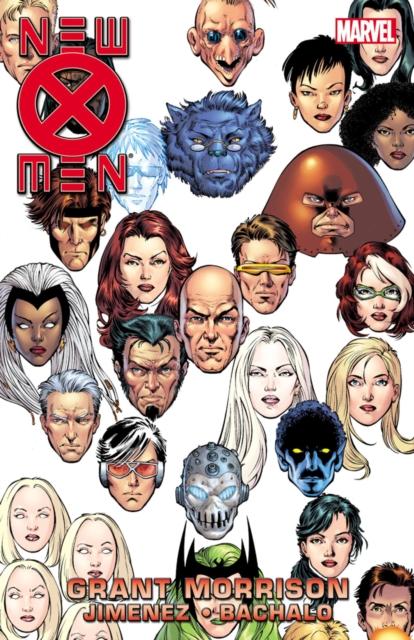 New X-Men by Grant Morrison Book 6 grant morrison annihilator