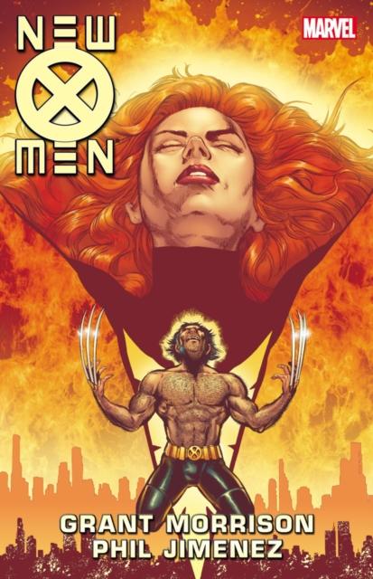 New X-Men by Grant Morrison Book 7 grant morrison annihilator