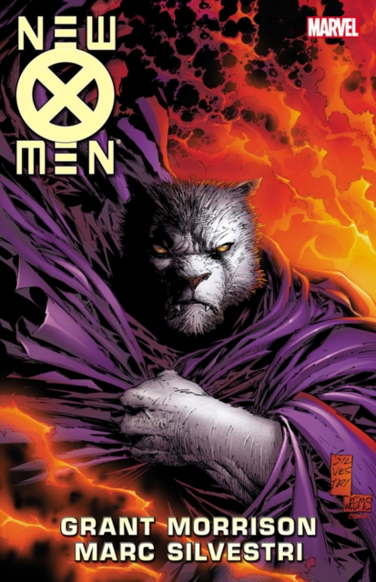 New X-Men by Grant Morrison Book 8 grant morrison annihilator