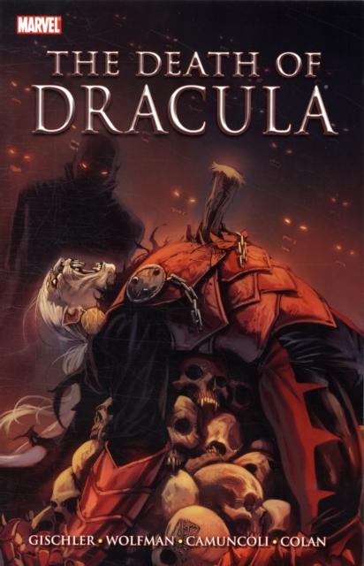 Death of Dracula dracula b stoker