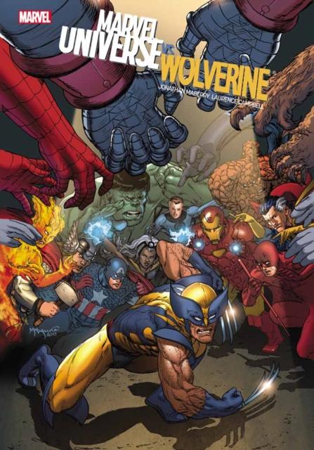 Marvel Universe vs. Wolverine marvel universe by chris claremont omnibus