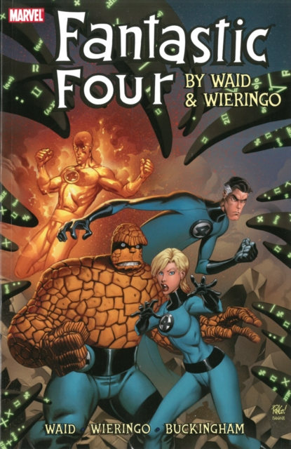 Fantastic Four by Waid & Wieringo Ultimate Collection Book 1 four a divergent collection