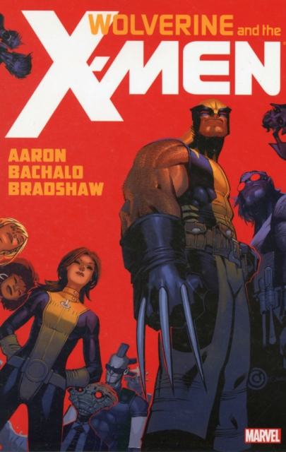 Wolverine & the X-Men by Jason Aaron - Volume 1 блузка cavandoli