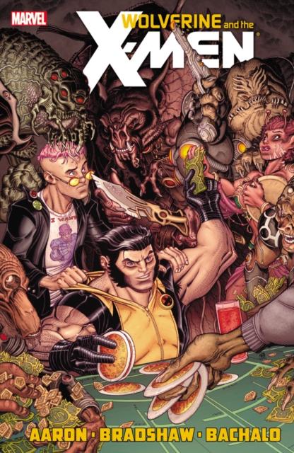 Wolverine & the X-Men by Jason Aaron - Volume 2 wolverine and the x men volume 2 death of wolverine