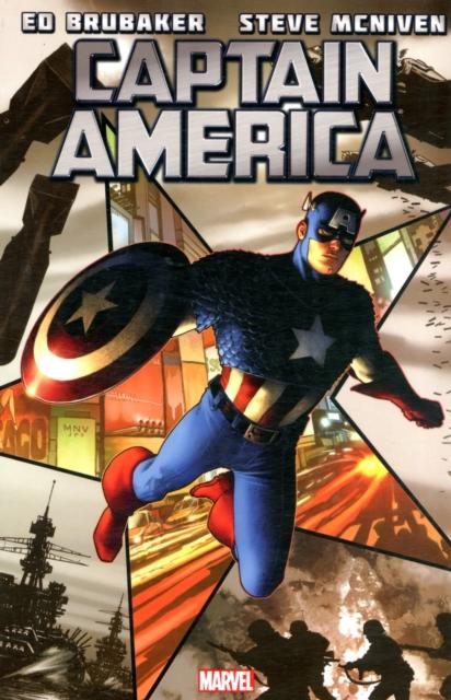 Captain America by Ed Brubaker - Volume 1 captain america by dan jurgens volume 3