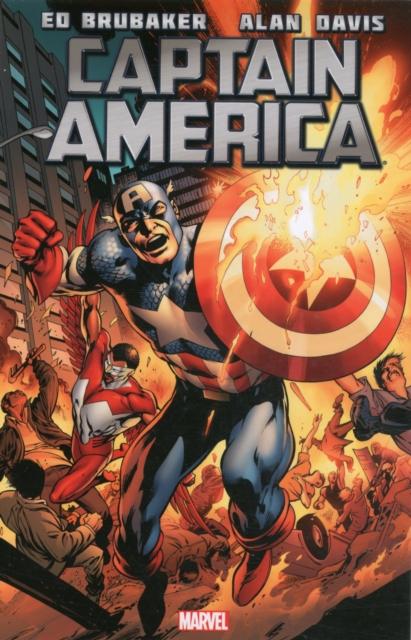 Captain America by Ed Brubaker - Volume 2 captain america by dan jurgens volume 3