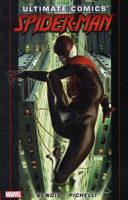 Ultimate Comics Spider-Man by Brian Michael Bendis - Volume 1 ultimate comics spider man volume 3