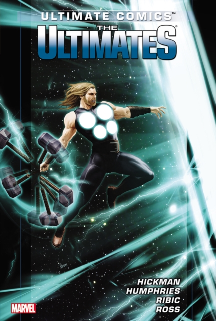 Ultimate Comics Ultimates by Jonathan Hickman - Volume 2 jonathan simkhai повседневные шорты