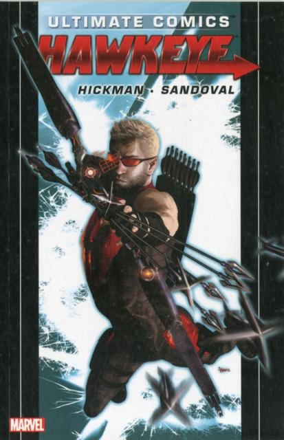 Ultimate Comics Hawkeye by Jonathan Hickman ultimate comics new ultimates thor reborn