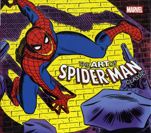 The Art of Spider-Man Classic the art of hunting