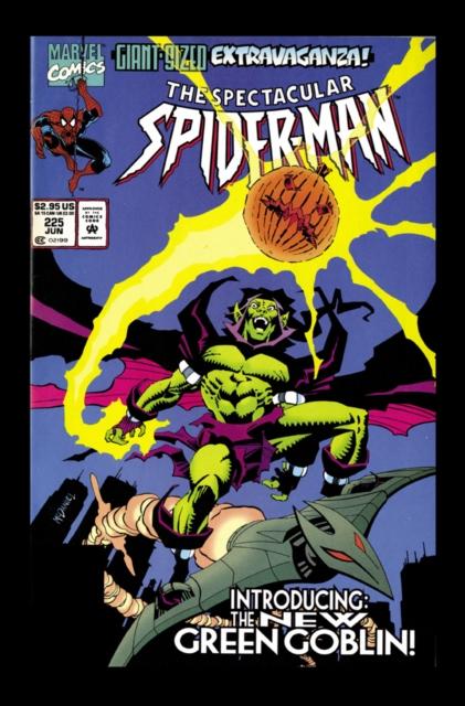 Green Goblin goblin hero