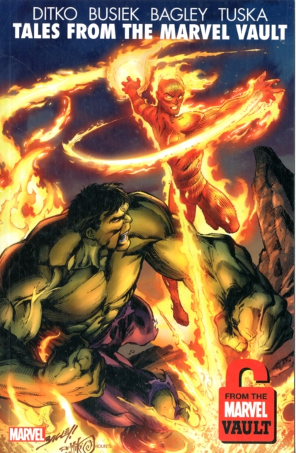 From the Marvel Vault darksiders the abomination vault