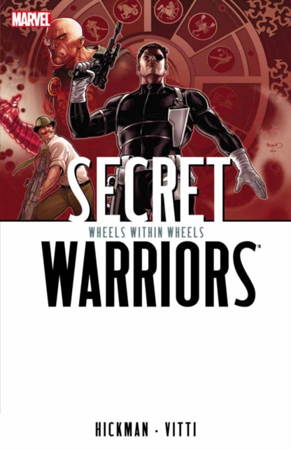 Secret Warriors Volume 6 secret warriors the complete collection volume 1