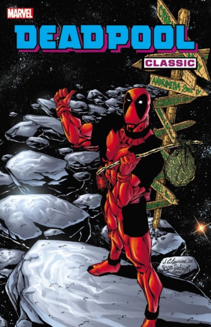 Deadpool Classic - Volume 6 deadpool classic volume 2