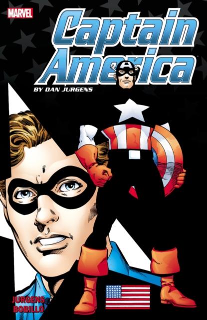 Captain America By Dan Jurgens - Volume 3 captain america by dan jurgens volume 3