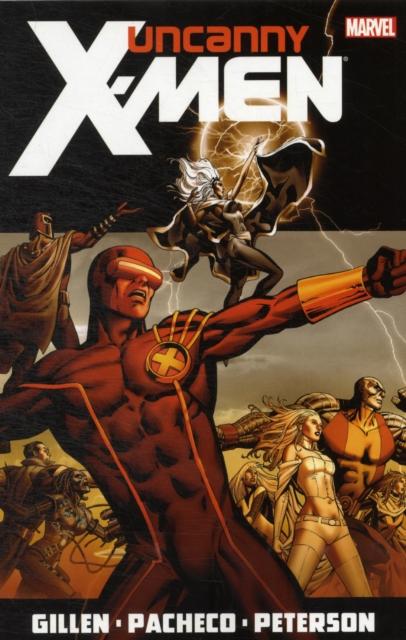 Uncanny X-Men by Kieron Gillen - Volume 1 uncanny avengers volume 1 counter evolutionary