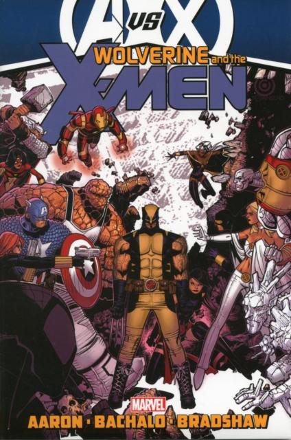 Wolverine & the X-Men by Jason Aaron - Volume 3 (AVX) wolverine and the x men volume 2 death of wolverine