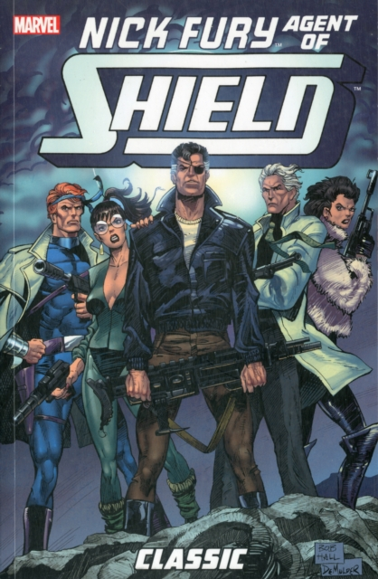Nick Fury, Agent of S.H.I.E.L.D. Classic - Volume 1 fear agent volume 6 out of step