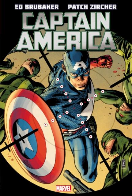 Captain America by Ed Brubaker - Volume 3 captain america by dan jurgens volume 3