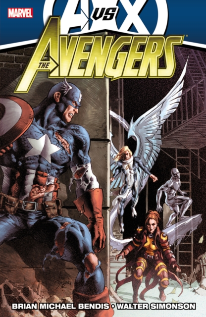 Avengers by Brian Michael Bendis - Volume 4 (AVX) new avengers by brian michael bendis the complete collection vol 5