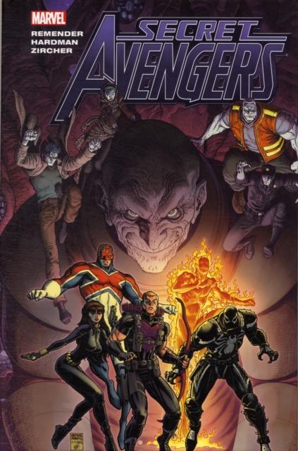 Secret Avengers by Rick Remender - Volume 1 uncanny avengers volume 1 counter evolutionary