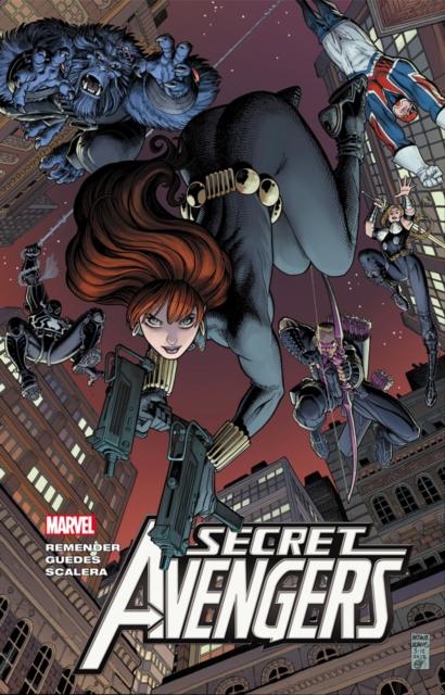 цены Secret Avengers by Rick Remender - Volume 2 (AVX)