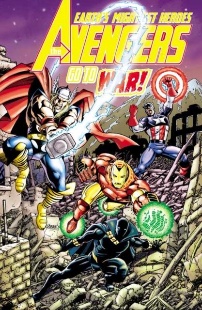 Avengers Assemble - Volume 2 social housing in glasgow volume 2