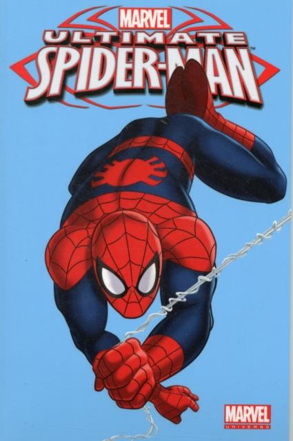 Marvel Universe Ultimate Spider-Man Volume 1 marvel universe by chris claremont omnibus