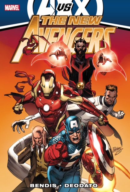 New Avengers by Brian Michael Bendis - Volume 4 (AVX) bendis brian michael powers volume 14