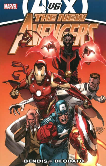 New Avengers by Brian Michael Bendis - Volume 4 (AVX) new avengers by brian michael bendis the complete collection vol 5