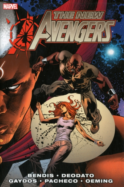 New Avengers by Brian Michael Bendis - Volume 5 bendis brian michael powers volume 14