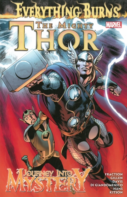 The Mighty Thor/Journey Into Mystery morais r the hundred foot journey