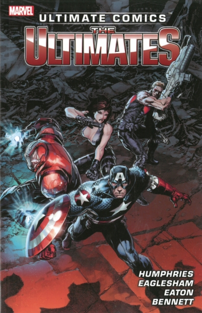Ultimate Comics Ultimates by Sam Humphries - Volume 1 ultimate comics spider man volume 3