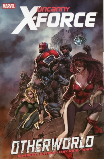 Uncanny X-Force - Volume 5 uncanny avengers volume 5 axis prelude