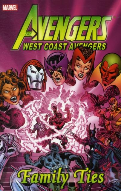 Avengers - West Coast Avengers полуботинки west coast цвет коричневый
