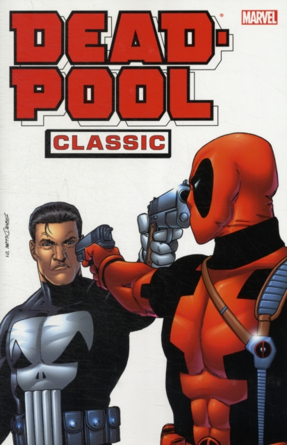 Deadpool Classic - Volume 7 deadpool classic volume 2