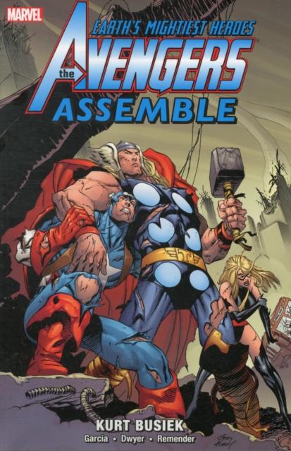Avengers Assemble - Volume 5 uncanny avengers unity volume 3 civil war ii